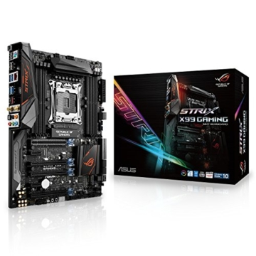 ASUS ROG Strix X99 Gaming Mainboard Sockel 2011