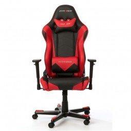 DX Racer Racing RF0 Gaming Stuhl schwarz/rot