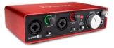 Focusrite-Scarlett 2i2 USB Audio Interface