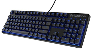 SteelSeries Apex M500 mechanische Gaming Tastatur