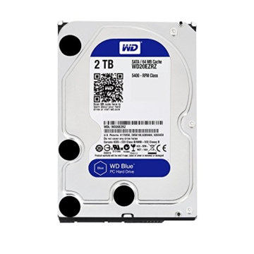 Western Digital Blue 2TB HDD Festplatte