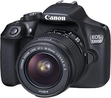 Canon EOS 1300D Spiegelreflexkamera YouTube