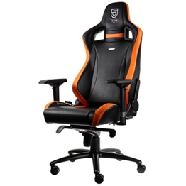 noblechairs epic gaming stuhl penta sports edition schwarz orange