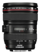 Canon EF 24-105 mm 1:4.0 Kamera Objektiv